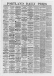Portland Daily Press: June 15,1872