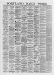 Portland Daily Press: June 20,1872