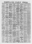 Portland Daily Press: June 24,1872
