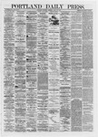 Portland Daily Press: June 27,1872
