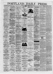 Portland Daily Press: June 29,1872