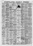 Portland Daily Press: July 01,1872