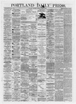 Portland Daily Press: July 04,1872