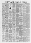 Portland Daily Press: July 08,1872