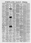 Portland Daily Press: July 09,1872