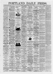 Portland Daily Press: July 10,1872