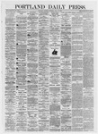 Portland Daily Press: July 13,1872