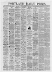 Portland Daily Press: July 15,1872