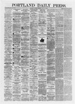 Portland Daily Press: July 16,1872
