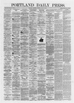 Portland Daily Press: July 18,1872