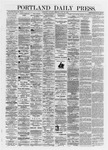Portland Daily Press: July 20,1872