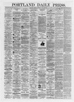 Portland Daily Press: July 22,1872
