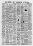 Portland Daily Press: July 23,1872