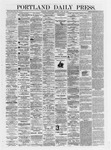 Portland Daily Press: July 24,1872