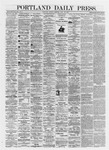 Portland Daily Press: July 30,1872