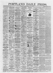Portland Daily Press: July 31,1872