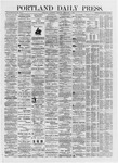Portland Daily Press: September 04,1872