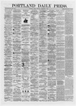 Portland Daily Press: September 06,1872