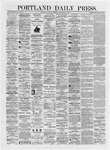 Portland Daily Press: September 07,1872