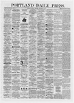 Portland Daily Press: September 09,1872