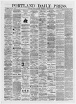 Portland Daily Press: September 10,1872