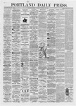 Portland Daily Press: September 16,1872