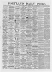 Portland Daily Press: September 17,1872