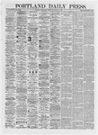 Portland Daily Press: September 18,1872