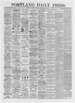 Portland Daily Press: September 19,1872