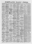 Portland Daily Press: September 20,1872