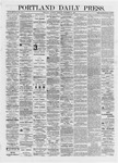 Portland Daily Press: September 21,1872