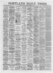 Portland Daily Press: September 26,1872
