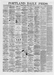Portland Daily Press: October 01,1872
