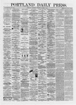 Portland Daily Press: October 02,1872