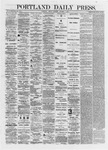 Portland Daily Press: October 04,1872
