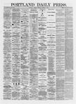 Portland Daily Press: October 08,1872