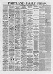 Portland Daily Press: October 09,1872