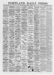 Portland Daily Press: October 12,1872