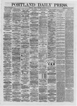Portland Daily Press: October 28,1872