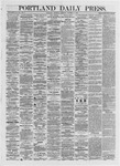 Portland Daily Press: October 31,1872