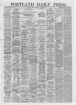 Portland Daily Press: January 02,1872