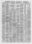 Portland Daily Press: January 03,1872