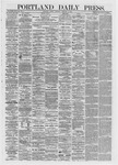Portland Daily Press: January 05,1872