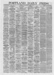 Portland Daily Press: January 09,1872