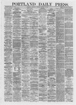 Portland Daily Press: January 10,1872