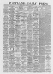 Portland Daily Press: January 12,1872