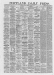 Portland Daily Press: January 13,1872