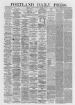 Portland Daily Press: January 18,1872