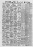 Portland Daily Press: January 19,1872