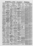 Portland Daily Press: January 23,1872